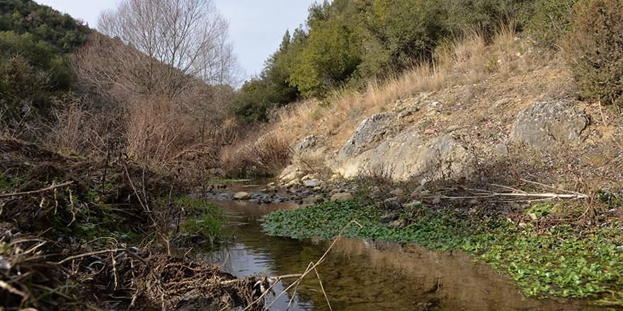 Antik Çağ'da kayaları oyup şehre su getirdiler 1