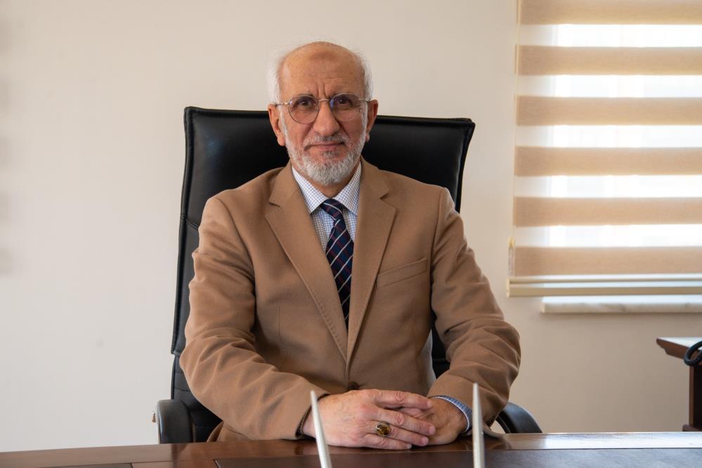 Tıp Fakültesinin kurucu dekanı Baykan göreve başladı