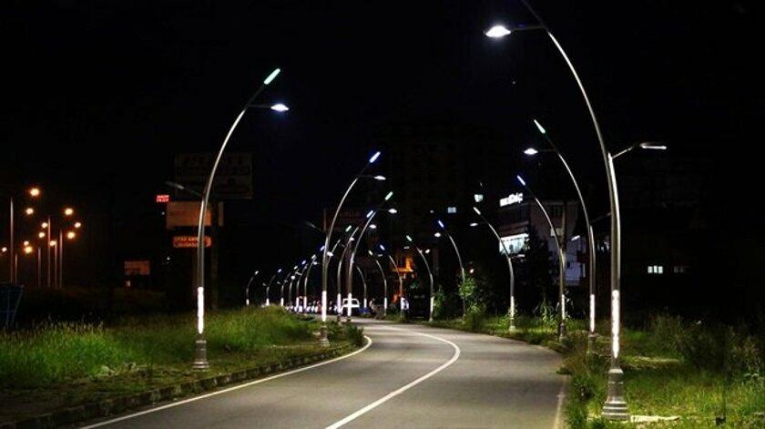 Sokak aydınlatması yapılacak.