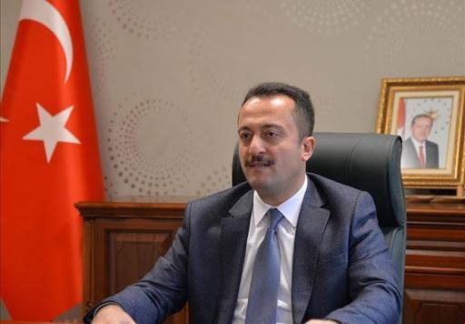 Vali Şentürk'ten Bayram Mesajı