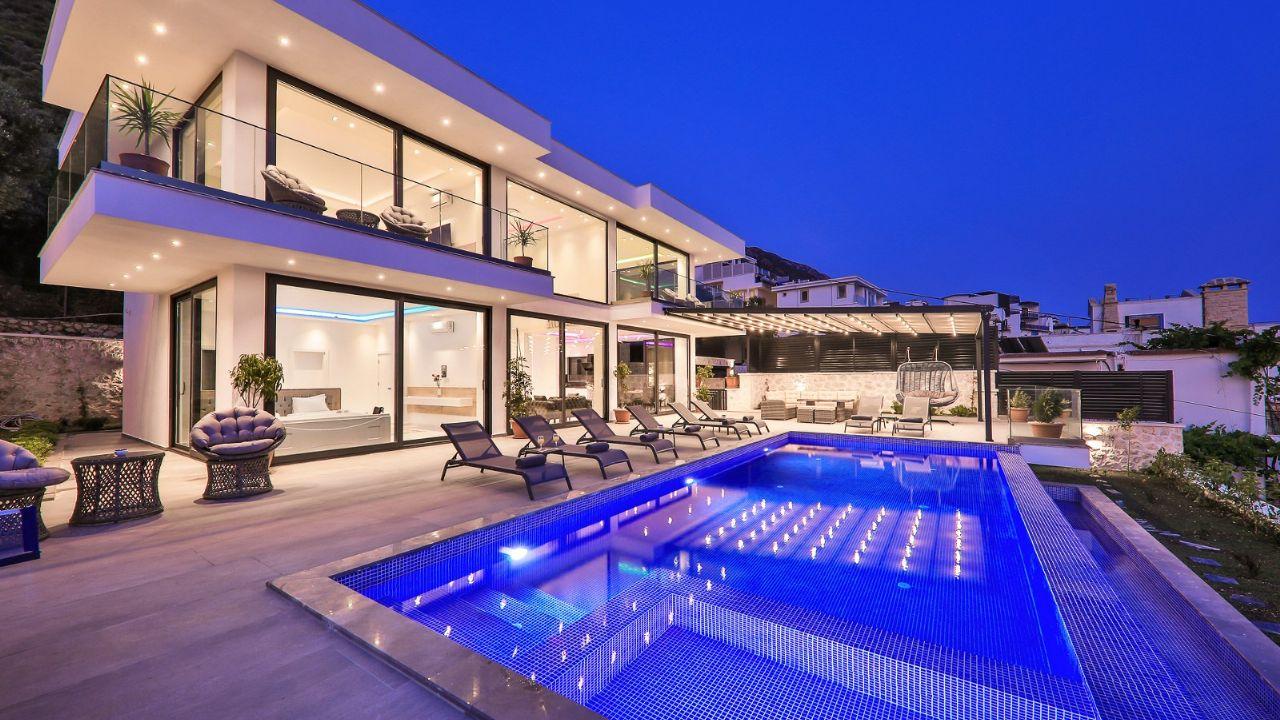 Villa icradan satılık