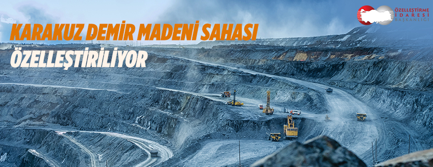 Madeni Saha özelleştiriliyor