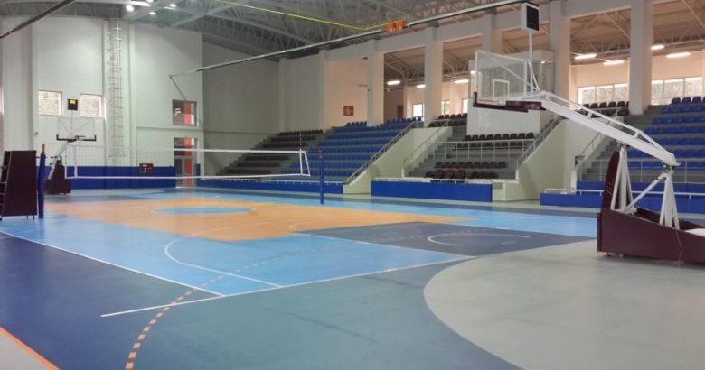 Spor salonu yaptırılacaktır