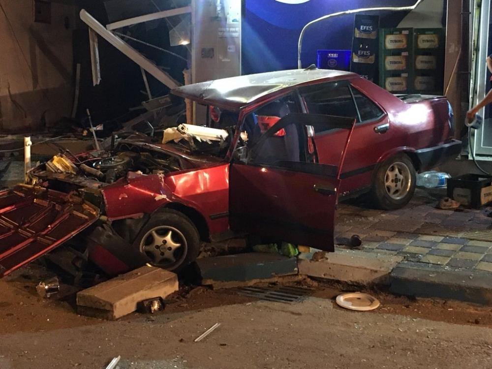 Feci kaza, 1 ölü 1'i ağır 5 yaralı