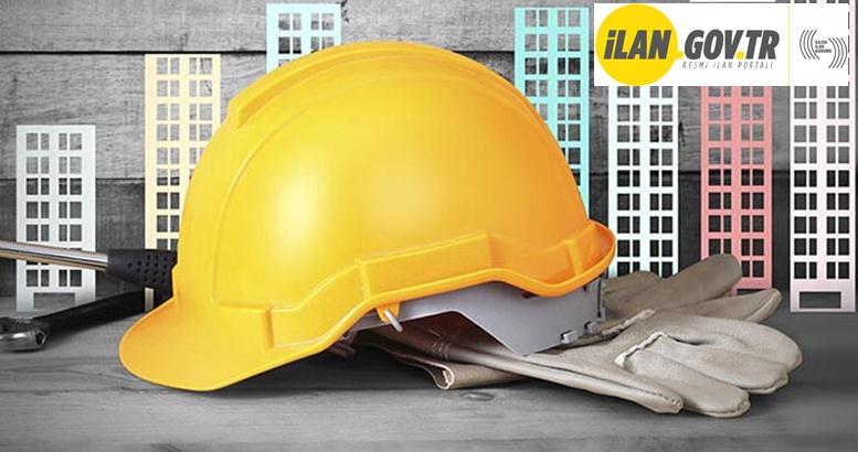 Bina onarım işleri yaptırılacaktır
