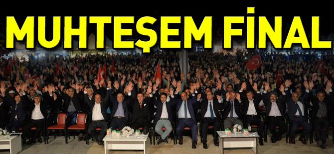 ER-BAY DERNEĞİ FESTİVALİNDEN MUHTEŞEM FİNAL