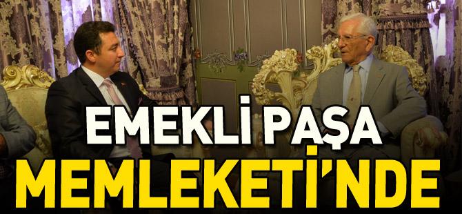 EMEKLİ PAŞA MEMLEKETİ'NDE