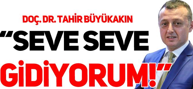 SEVE SEVE GİDİYORUM