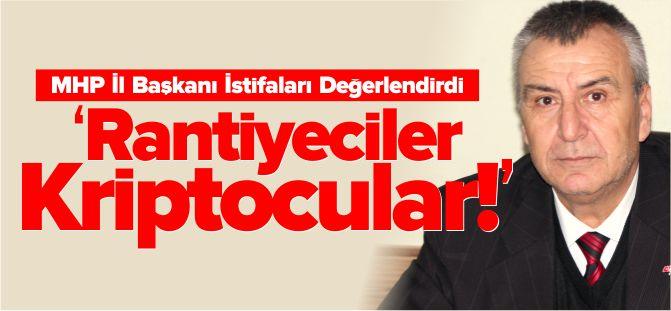 'RANTİYECİLER, KRİPTOCULAR'