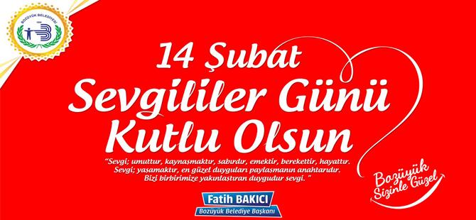 """BELEDİYE BAŞKANI FATİH BAKICI  """"BİZİM SEVDAMIZ BOZÜYÜK"""""""