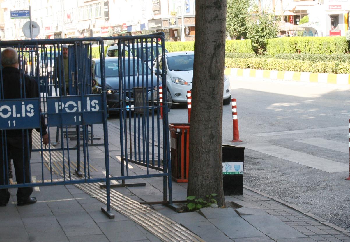 Engellilere bariyer engeli