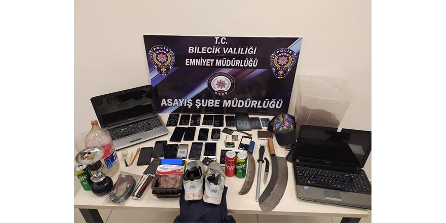 2 Günde 6 İşyerini Soyan Hırsız Tutuklandı