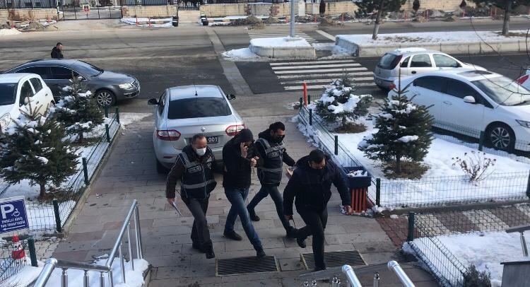 Bozüyük'te çaldı Gebze'de yakalandı